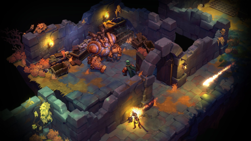 Battle Chasers Nightwar Screenshot 2