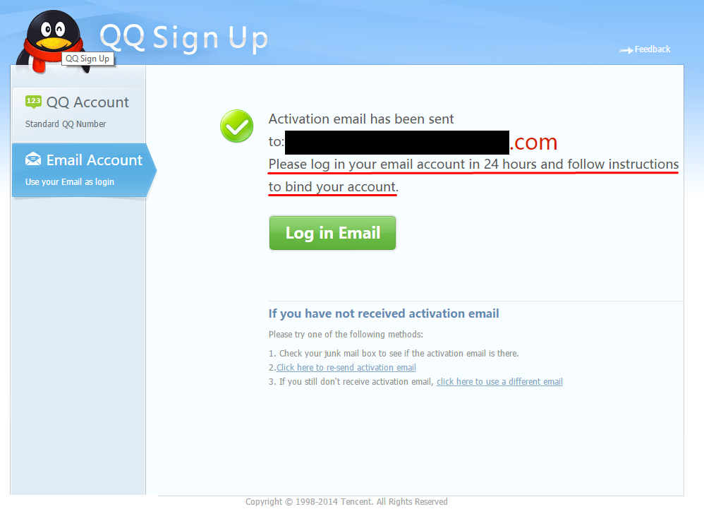 How To Make a QQ Account and Download Monster Hunter Online (4)