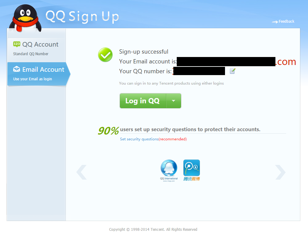 How To Make a QQ Account and Download Monster Hunter Online (6)
