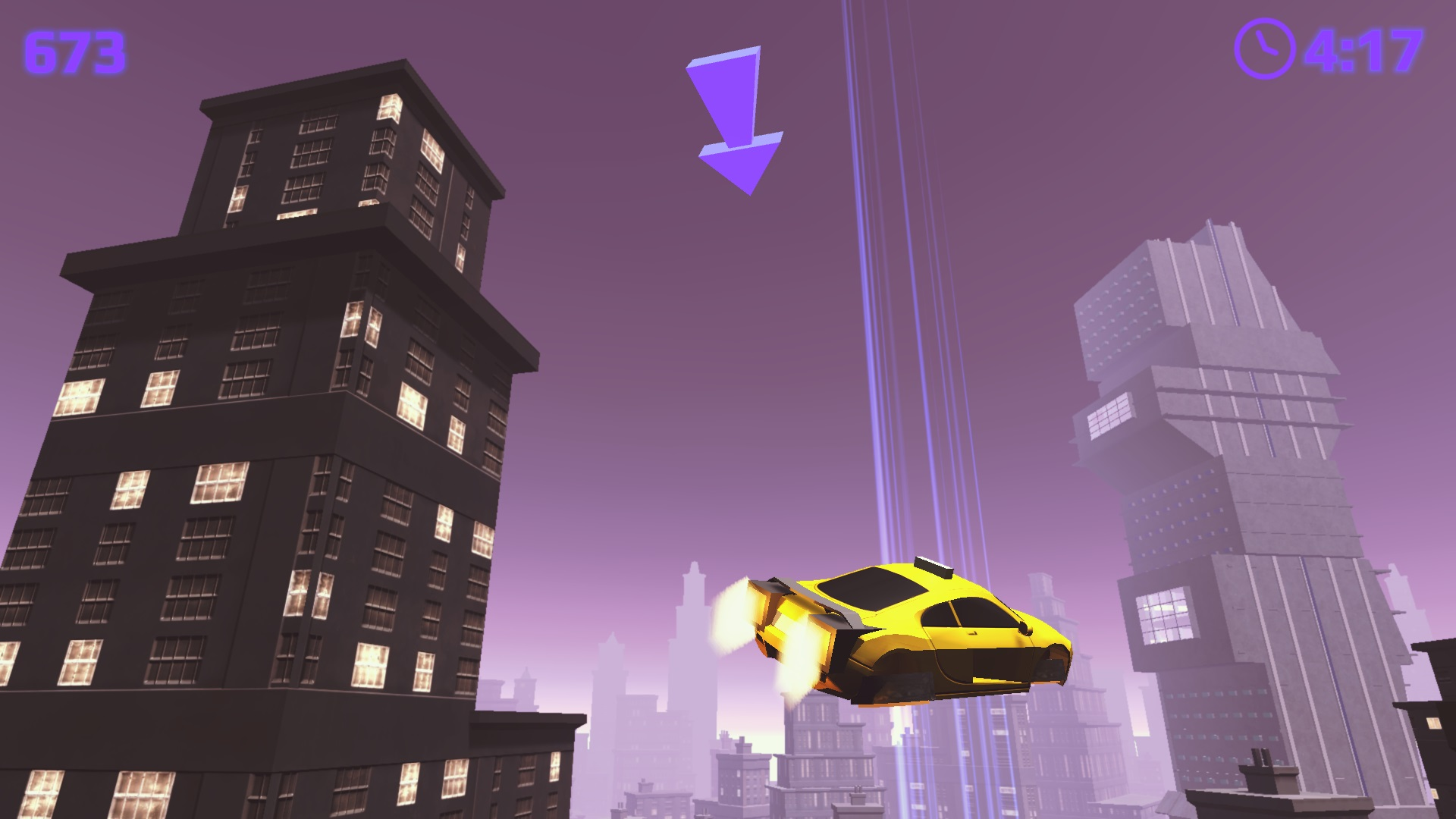 hover cabby