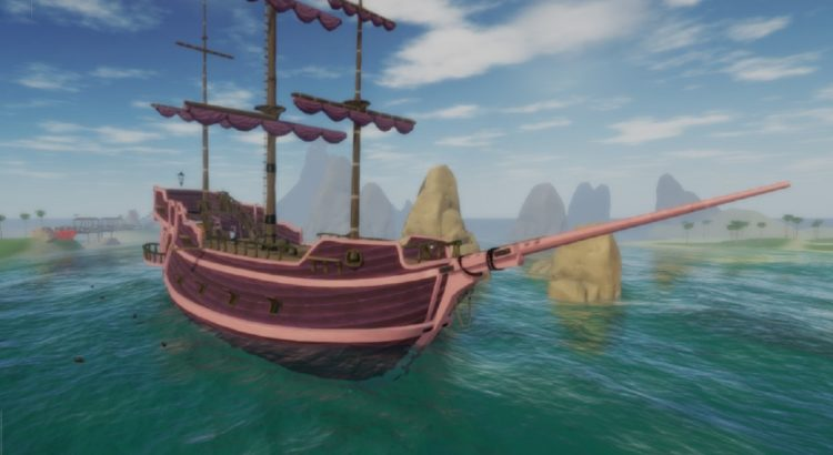 Age of Seas screenshot alpha beta sign up