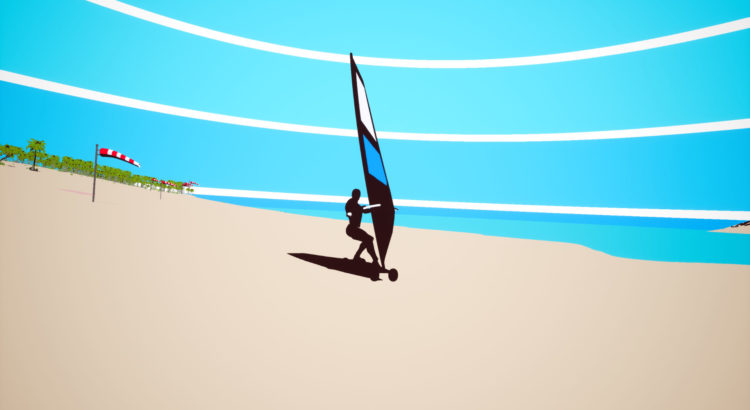 SailStar screenshot prototype download
