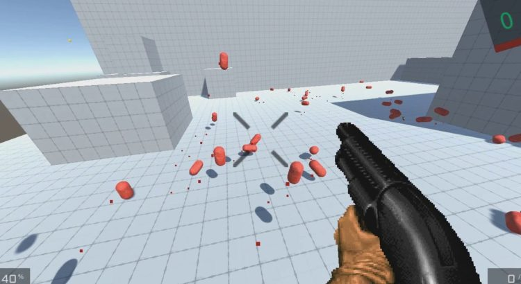 CHEREP-fast-first-person-shooter